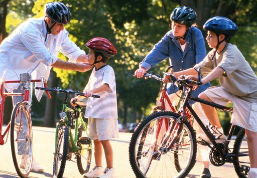 Family.Bike.Riding.